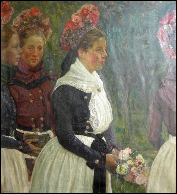 Bryllup i Sønderho