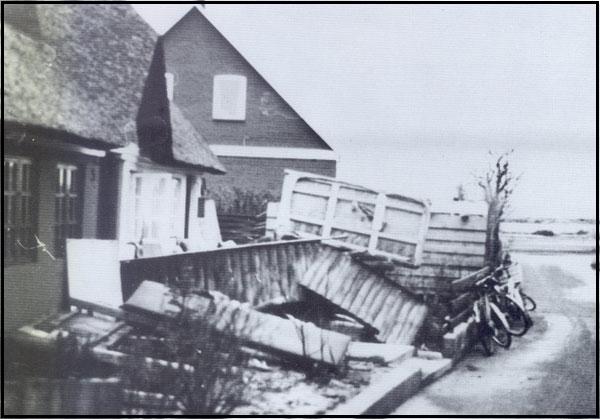 Svenskervej efter stormen