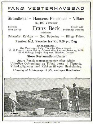 Franz-Beck-I