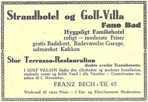 golf-villa
