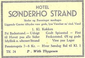 hotel-soenderho-strand