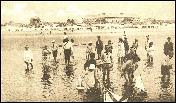 B1057_Strandparti-fra-Fanoe_postkort