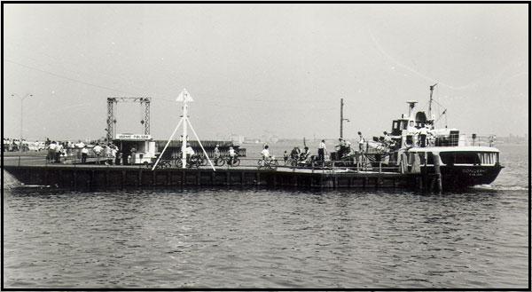 motorbåde fra 1950