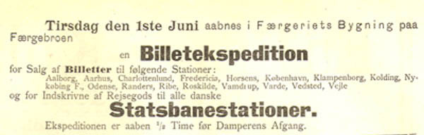 billetekspedition