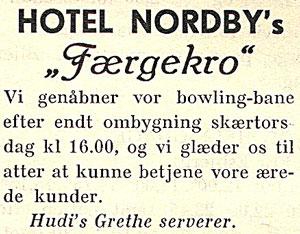 Nordby kro lukket
